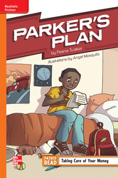 Reading Wonders, Grade 5, Leveled Reader Parker's Plan, Approaching, Unit 1, 6-Pack