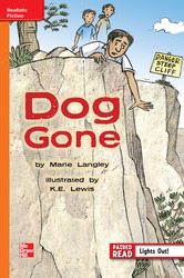 Reading Wonders, Grade 5, Leveled Reader Dog Gone, Approaching, Unit 1, 6-Pack