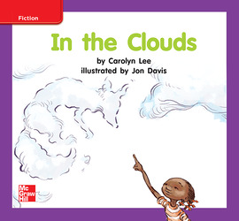 Reading Wonders, Grade K, Leveled Reader In the Clouds, ELL, Unit 8, 6-Pack