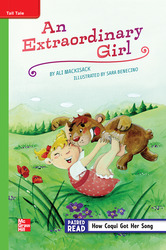 Reading Wonders, Grade 5, Leveled Reader An Extraordinary Girl, Beyond, Unit 4, 6-Pack