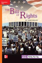 Reading Wonders, Grade 5, Leveled Reader The Bill of Rights, ELL, Unit 2, 6-Pack