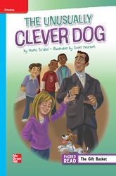Reading Wonders, Grade 5, Leveled Reader The Unusually Clever Dog, ELL, Unit 4, 6-Pack