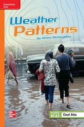 Reading Wonders, Grade 5, Leveled Reader Weather Patterns, ELL, Unit 3, 6-Pack