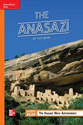 Reading Wonders, Grade 5, Leveled Reader The Anasazi, ELL, Unit 3, 6-Pack