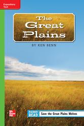 Reading Wonders, Grade 5, Leveled Reader The Great Plains, ELL, Unit 5, 6-Pack
