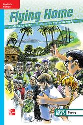 Reading Wonders, Grade 5, Leveled Reader Flying Home, ELL, Unit 6, 6-Pack