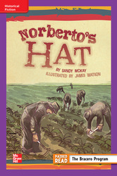 Reading Wonders, Grade 5, Leveled Reader Norberto's Hat, On Level, Unit 6, 6-Pack