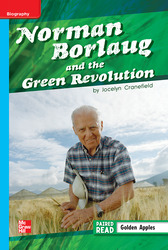 Reading Wonders, Grade 5, Leveled Reader Norman Borlaug and the Green Revolution, On Level, Unit 2, 6-Pack