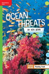 Reading Wonders, Grade 5, Leveled Reader Ocean Threats, On Level, Unit 5, 6-Pack