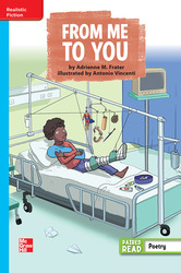 Reading Wonders, Grade 5, Leveled Reader From Me to You, On Level, Unit 4, 6-Pack