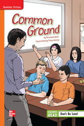 Reading Wonders, Grade 6, Leveled Reader Common Ground, Approaching, Unit 3, 6-Pack