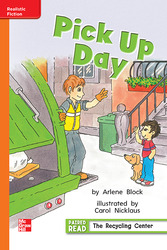 Reading Wonders, Grade 1, Leveled Reader Pick Up Day, Approaching, Unit 2, 6-Pack