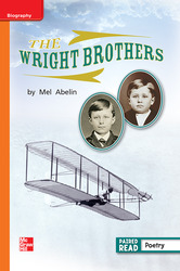 Reading Wonders, Grade 1, Leveled Reader The Wright Brothers, Approaching, Unit 5, 6-Pack