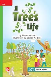 Reading Wonders, Grade 1, Leveled Reader A Tree's Life, Beyond, Unit 3, 6-Pack