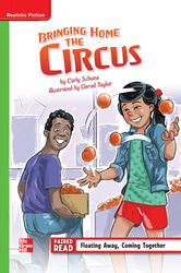 Reading Wonders, Grade 6, Leveled Reader Bringing Home the Circus, Beyond, Unit 3, 6-Pack