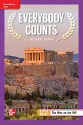 Reading Wonders, Grade 6, Leveled Reader Everybody Counts, Beyond, Unit 2, 6-Pack