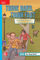 Reading Wonders, Grade 6, Leveled Reader Think Hard, Think Fast, ELL, Unit 3, 6-Pack