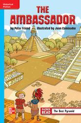 Reading Wonders, Grade 6, Leveled Reader The Ambassador, ELL, Unit 2, 6-Pack