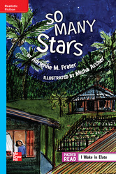 Reading Wonders, Grade 6, Leveled Reader So Many Stars, ELL, Unit 4, 6-Pack