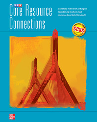 Corrective Reading Decoding Level B1, Core Resource Connections Book