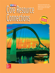 Corrective Reading Decoding Level A, Core Resource Connections Book