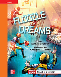 Reading Wonders, Grade 4, Leveled Reader Floozle Dreams, Approaching, Unit 4, 6-Pack