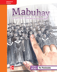 Reading Wonders, Grade 4, Leveled Reader Mabuhay, Approaching, Unit 6, 6-Pack