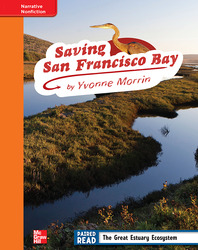 Reading Wonders, Grade 4, Leveled Reader Saving San Francisco Bay, Approaching, Unit 2, 6-Pack