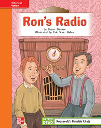 Reading Wonders, Grade 4, Leveled Reader Ron's Radio, Approaching, Unit 4, 6-Pack