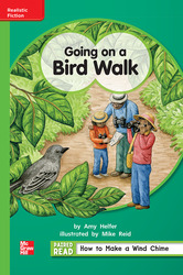 Reading Wonders, Grade 1, Leveled Reader Going on a Bird Walk, Beyond, Unit 5, 6-Pack