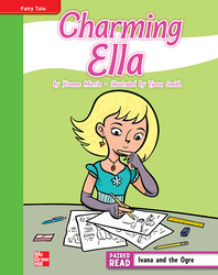 Reading Wonders, Grade 4, Leveled Reader Charming Ella, Beyond, Unit 1, 6-Pack