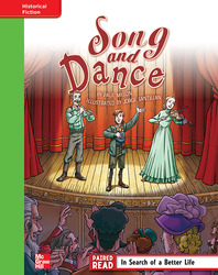 Reading Wonders, Grade 4, Leveled Reader Song and Dance, Beyond, Unit 6, 6-Pack
