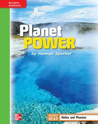 Reading Wonders, Grade 4, Leveled Reader Planet Power, Beyond, Unit 6, 6-Pack