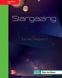 Reading Wonders, Grade 4, Leveled Reader Stargazing, Beyond, Unit 4, 6-Pack