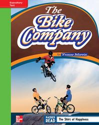 Reading Wonders, Grade 4, Leveled Reader The Bike Company, Beyond, Unit 6, 6-Pack
