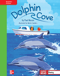 Reading Wonders, Grade 4, Leveled Reader Dolphin Cove, Beyond, Unit 2, 6-Pack