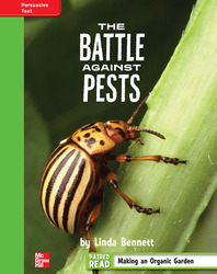 Reading Wonders, Grade 4, Leveled Reader The Battle Against Pests, Beyond, Unit 3, 6-Pack
