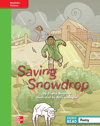 Reading Wonders, Grade 4, Leveled Reader Saving Snowdrop, Beyond, Unit 6, 6-Pack