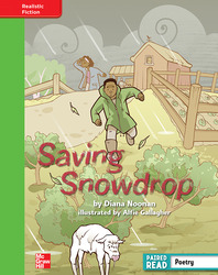 Reading Wonders, Grade 4, Leveled Reader Saving Snowdrop, Beyond, Unit 6, 6-Pack