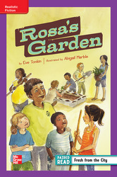 Reading Wonders, Grade 4, Leveled Reader Rosa's Garden, ELL, Unit 1, 6-Pack