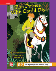 Reading Wonders, Grade 4, Leveled Reader The Prince Who Could Fly, ELL, Unit 2, 6-Pack