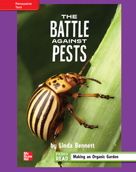Reading Wonders, Grade 4, Leveled Reader The Battle Against Pests, ELL, Unit 3, 6-Pack