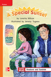 Reading Wonders, Grade 2, Leveled Reader A Special Sunset, Approaching, Unit 3, 6-Pack