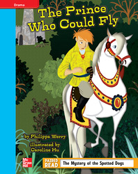Reading Wonders, Grade 4, Leveled Reader The Prince Who Could Fly, On Level, Unit 2, 6-Pack