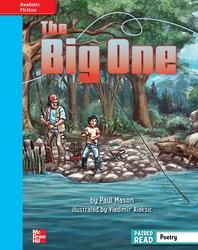 Reading Wonders, Grade 4, Leveled Reader The Big One, On Level, Unit 2, 6-Pack