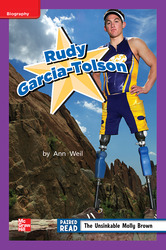 Reading Wonders, Grade 2, Leveled Reader Rudy Garcia-Tolson, Beyond, Unit 5, 6-Pack