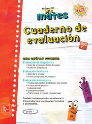 My Math Spanish Assessment Masters Grade 1