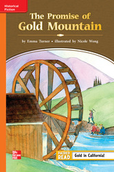 Reading Wonders, Grade 3, Leveled Reader The Promise of Gold Mountain, Approaching, Unit 2, 6-Pack
