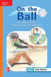 Reading Wonders, Grade 3, Leveled Reader On the Ball, Approaching, Unit 3, 6-Pack