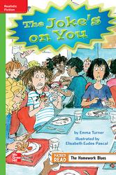 Reading Wonders, Grade 3, Leveled Reader The Joke's on You, Beyond, Unit 6, 6-Pack